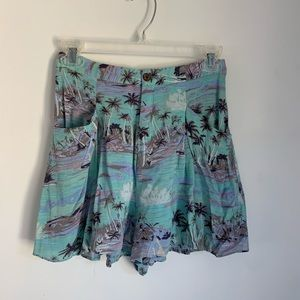 Urban outfitters skirt/shorts